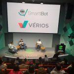 Evento realizado pela SmarttBot tem ingressos esgotados em São Paulo